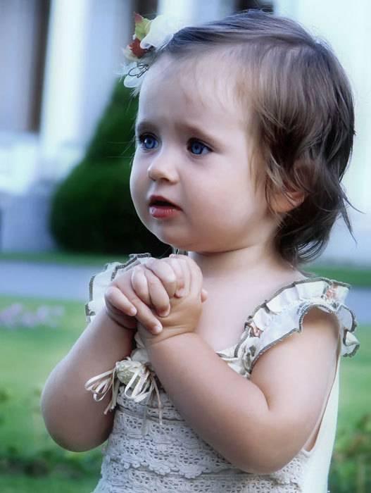 «Детская молитва» - Рассказ иерея Александра Дьяченко Фото Alina из club.foto.ua
